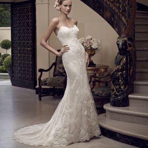 Casablanca bridal gown 2201